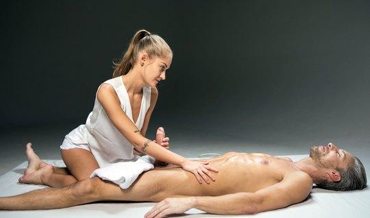 Смотрим секс минет после массажа — photo 6