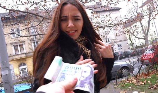 Русская девушка повелась на пикап и уже через пару часов пры...