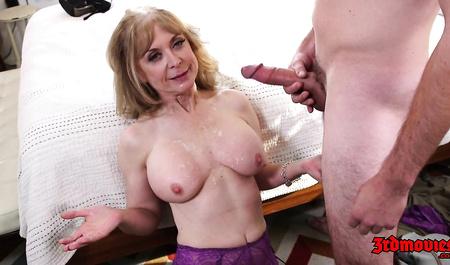 Порно ролики нины хартлей
